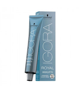 Schwarzkopf Igora Royal 12-11 Super Aclarante Ceniza Intenso 60ml