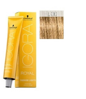 Igora Fashion Lights L-00 Rubio Natural 60ml Schwarzkopf Professional tinte de pelo