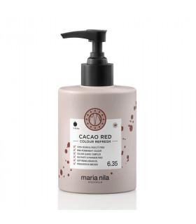 Maria Nila Colour Refresh Cacao Red 6.35 300ml