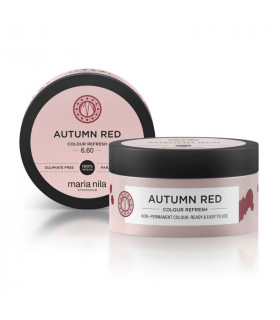 Maria Nila Colour Refresh Autumn Red 6.60 100ml