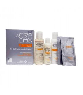 Keramax Kit de Reconstrucción Capilar