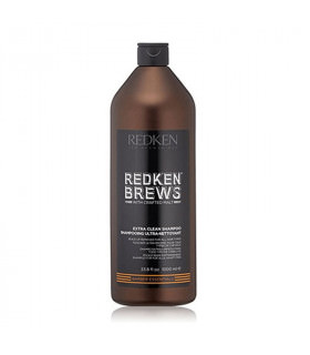 Redken Brews Extra Clean Champú 1000ml