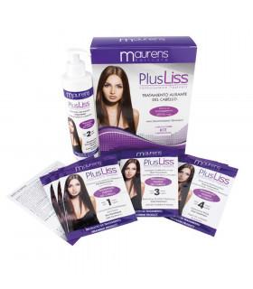 Maurens Plus Kit Tratamiento Alisante (3 aplicaciones)