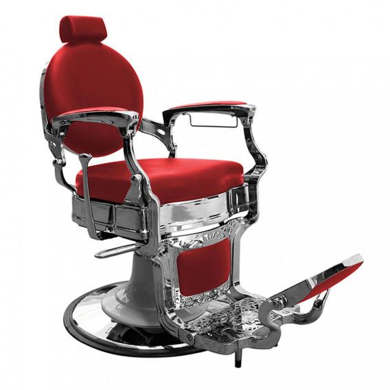Eurostil Sillon Barbero Classic Rojo