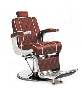 Eurostil Sillon De Barbero Vigor Marron