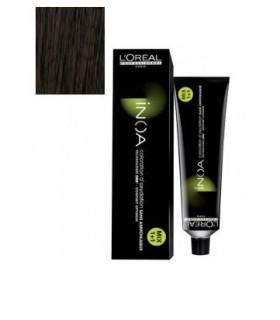 L'Oréal Professionnel Inoa 3,15 Castaño Oscuro Ceniza Caoba 60ml