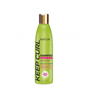 Kativa keep Curl Shampoo 250ml