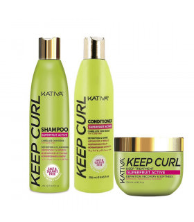 Kativa Keep Curl Pack