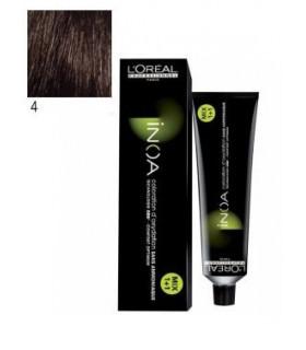 L'Oréal Professionnel Inoa 4 Castaño 60ml