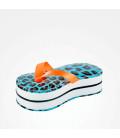 Bifull Kit Manicura 5 Piezas Flip Flop Leopardo