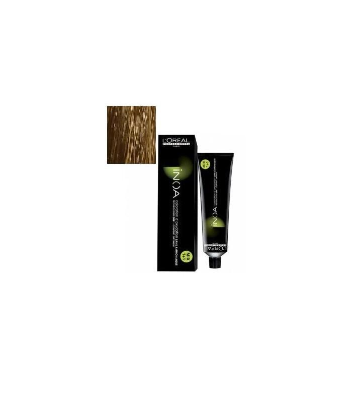 Inoa L'Oréal 5,31 Castaño Claro Dorado Ceniza 60ml tinte de pelo