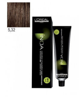 L'Oréal Professionnel Inoa 5,32 Castaño Claro Dorado Irisado 60ml