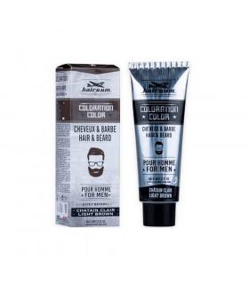 Hairgum Tinte Barba y Cabello Nº 5.1 Castaño Claro