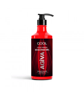 Agiva Shaving Gel Cool 500ml