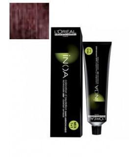 L'Oréal Professionnel Inoa 5,62 Castaño Claro Rojizo Irisado 60ml