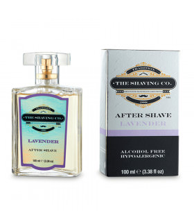 The Shaving Co After Shave Splash Lavanda 100ml