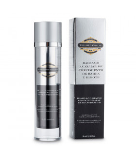 The Shaving Co Balsamo para Crecimiento de Barba 50ml