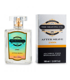The Shaving Co After Shave Splash 1888 100ml