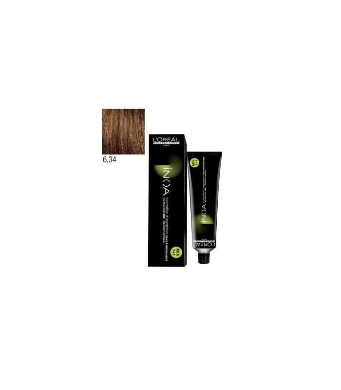 Inoa L'Oréal Professionnel 60ml tinte de pelo