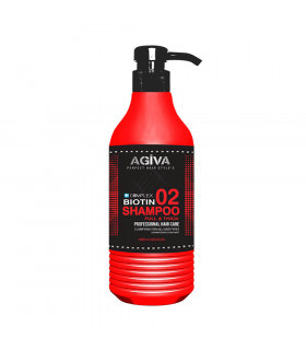 Agiva Hair Shampoo Biotin Complex 1000ml