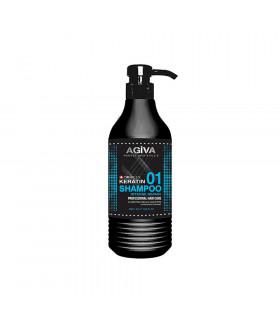 Agiva Hair Shampoo Keratin Complex 500ml
