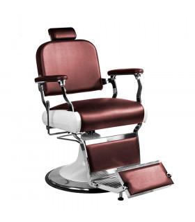 Eurostil Sillon Barbero Retro Granate