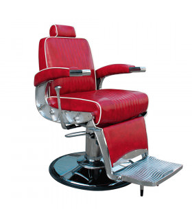 Sillon Barbero Standard Granate