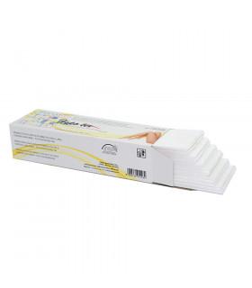 Caja 100 Tiras Papel Depilacion Plus 70grms.