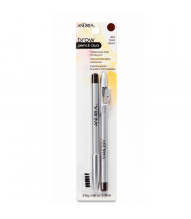 Cejas Andrea Pencil Duo Marron Fuerte