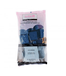 Pollie Bolsa 1kg.cera Azul Pastillas Baja Fusion