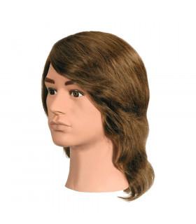 Cabeza Boy Sin Barba 20cm