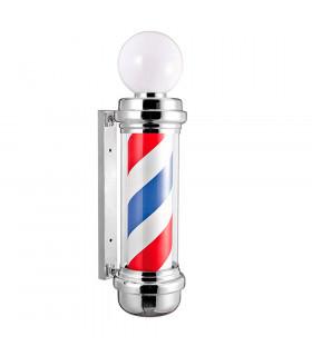 Barber Line Polo Barber Cromado Con Esfera Luminosa