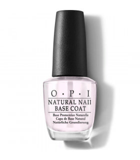 OPI Nail Lacquer Natural Nail Base Coat 15ml