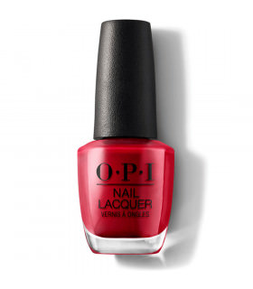 OPI Nail Lacquer OPI Red 15ml