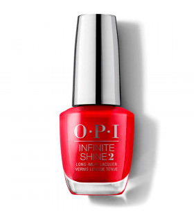 OPI Infinite Shine Big Apple Red 15ml