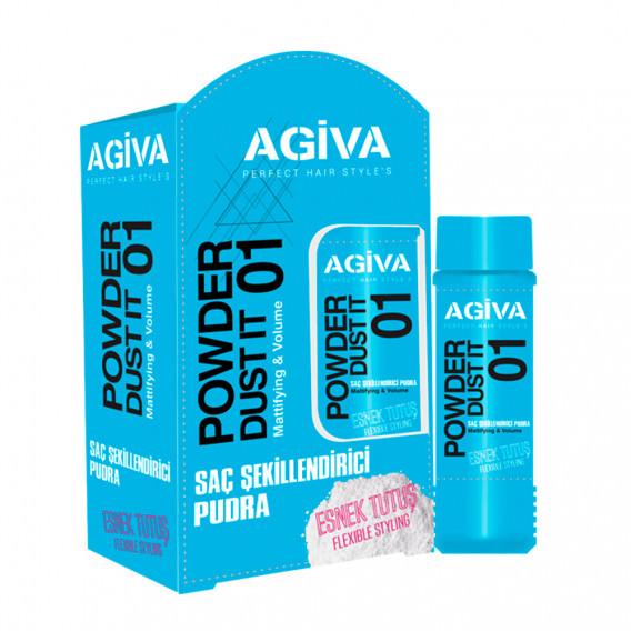 Agiva Hair Styling Powder Wax 01 20g
