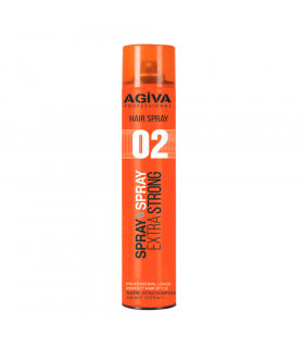 Agiva Hair Styling Spray 02 400ml