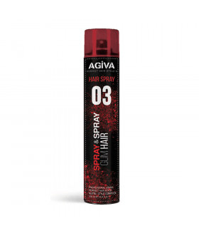 Agiva Hair Styling Spray 03 400ml