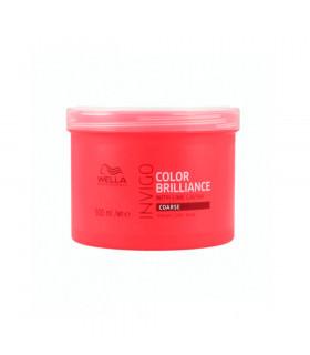 Wella Invigo Brillance Mask Coarse 500ml