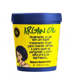 Lola Cosmetics Argan Oil-Mascara Reconstructora 230g