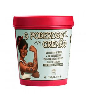 Lola Cosmetics O Poderoso Cremao Mascara 230g