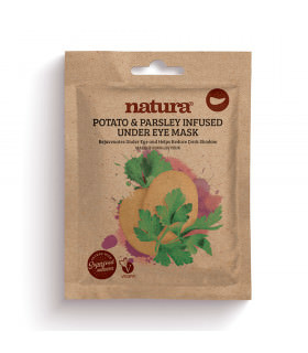 Natura Potato & Parley Infused Under Eye Mask 3x3,5g