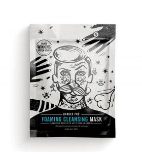 Barber Pro Foaming Cleansing Mask 18ml