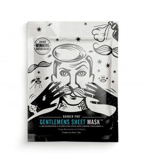 Barber Pro Gentlmens Sheet Mask 23g