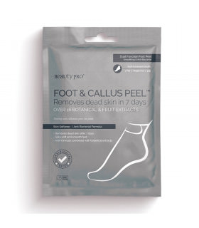 Beauty Pro Foot & Callus With Over 16 Botanical and Fruit Extracts 40g