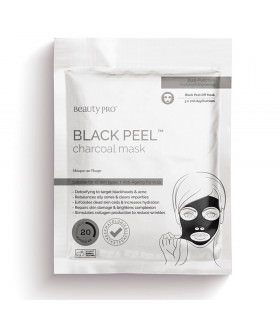 Beauty Pro Black peel Off Mask 3x7g