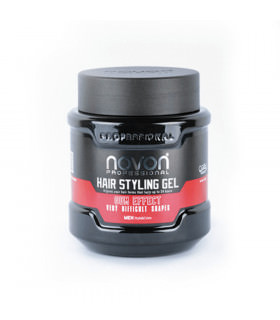 Novon Hair Styling Gel 700ml