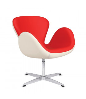 Sillon de Espara Simone Red