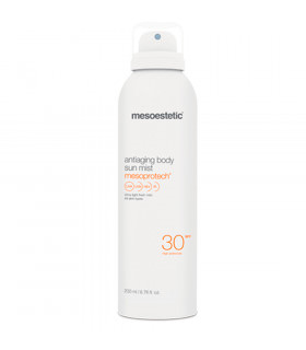 Mesosestetic Mesoprotech Antiaging Body Sun Mist 200ml