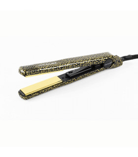Corioliss Plancha Titanio Citystyle Leopard Gold